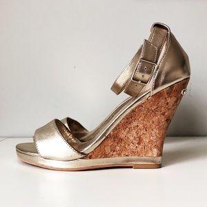 bcda031ef9d Lilly Pulitzer Karen Ankle Strap Wedge